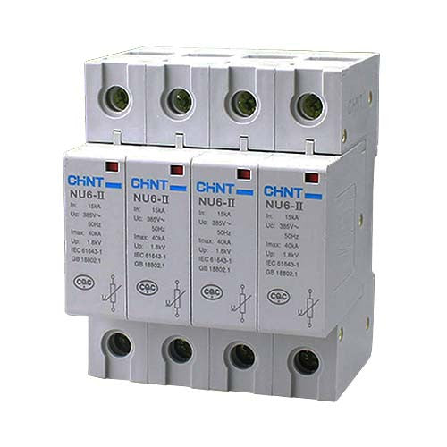Chint 15ka 4 Pole Surge Arrester Livecopper