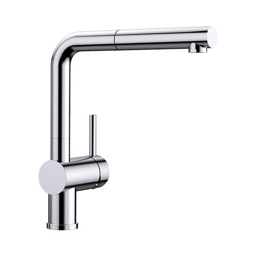 BLANCO Linus-S Sink Mixer Tap - Chrome