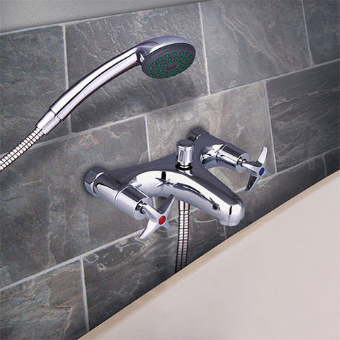 Standard Bath Mixer with Shower Set