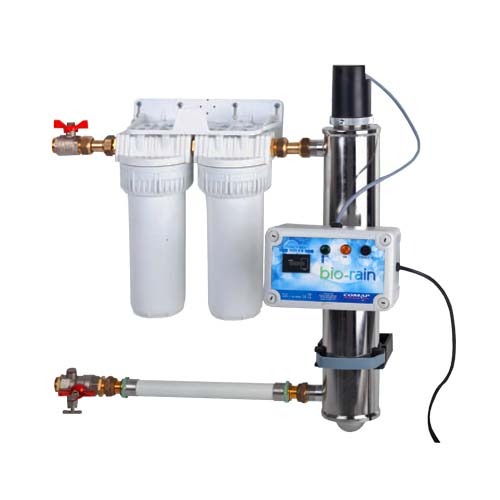 Comap Bio-Rain Water Treatment