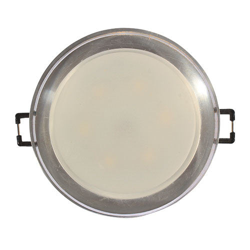 Eurolux 6W Cylinder LED Downlight 80mm Cut Out