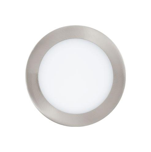 EGLO Connect Fueva-C Round LED Downlight 170mm Satin Nickel