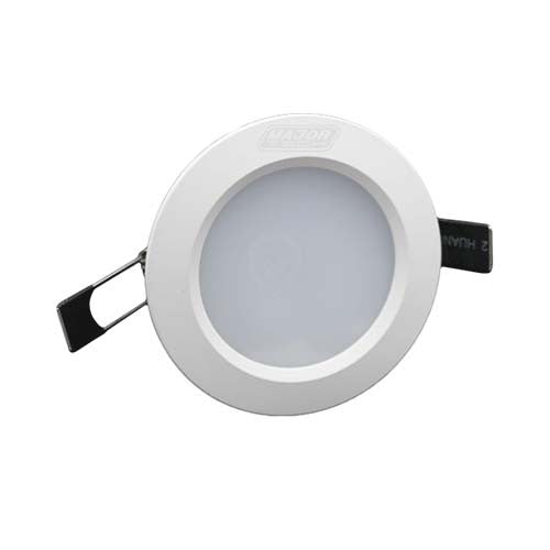 Major Tech LED Downlight 3W 78mm Cut Out
