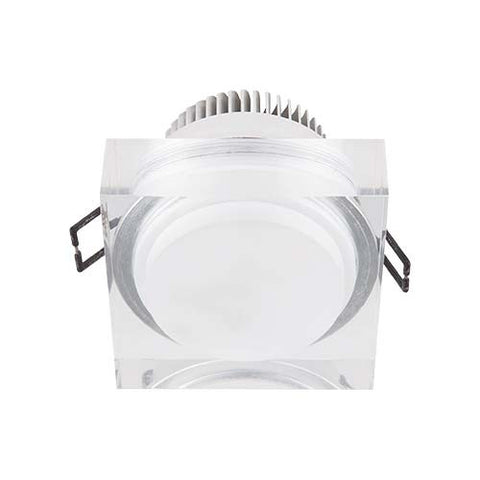Major Tech LED Acrylic Column Downlight 5W - 80mm Cut Out