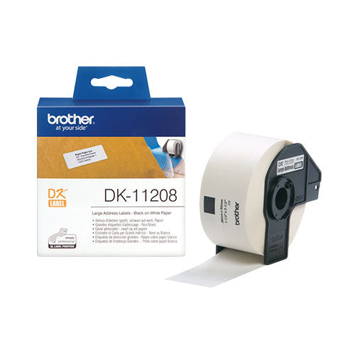 Brother Dk Large Address Label