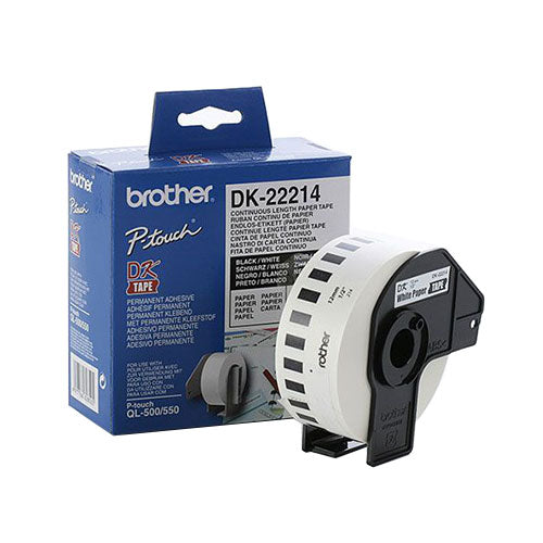 Brother Dk White Thermal Paper