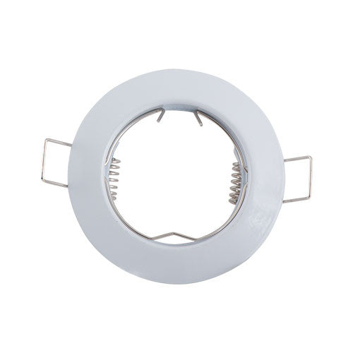 Bright Star Round Straight Downlight White