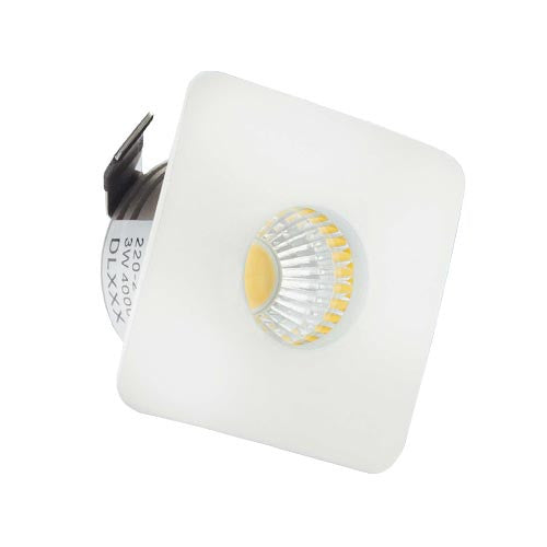 Bright Star Square LED Starlight 3W 210Lm Natural White White
