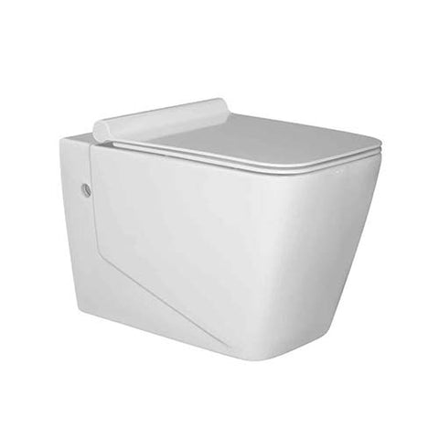 Lecico Duzi Wall Hung Pan + Soft Close Seat