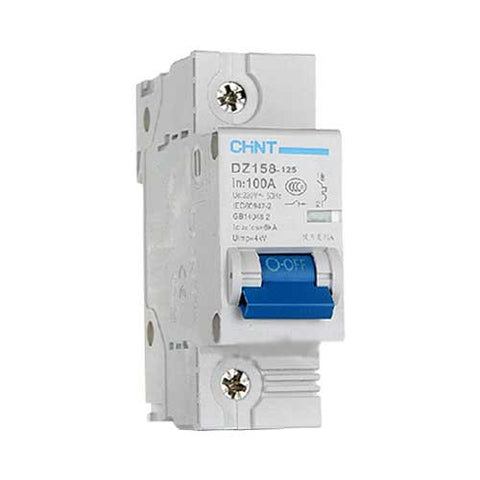 Chint 6Ka 1 Pole C Curve Circuit Breaker