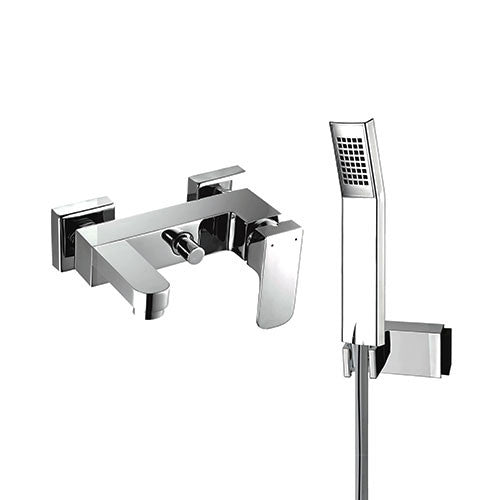 Delta Bath Mixer With Shower Set