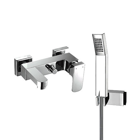 Delta Single Handle Bath Mixer with Shower Set