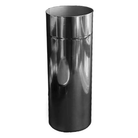 DewHot Flue 110x600mm for 8, 10 and 12 Litre Geyser