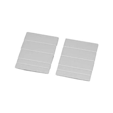 MATelec DIN Blanks White