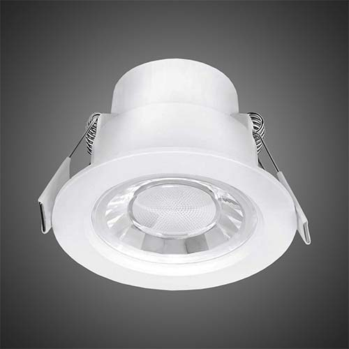 Enlite Spryte Fixed LED Non Dimmable Downlight 8W 680Lm Natural White