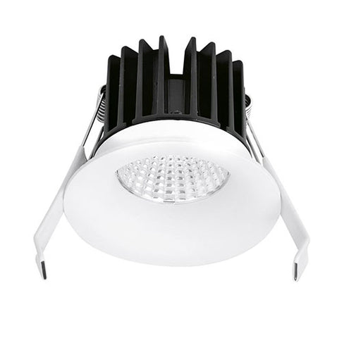 Aurora LED Baffle 7W Dimmable Downlight IP44