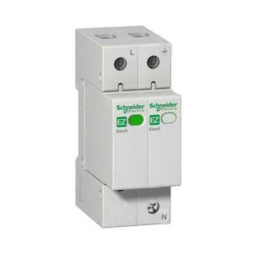 Schneider Electric  Easy9 Surge Arrestor 1P N 20Ka