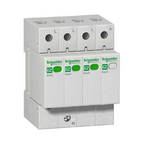 Schneider Electric  Easy9 Surge Arrestor 3P N 20Ka