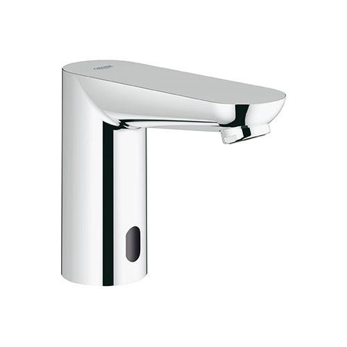 Grohe Euroeco Ce Infra Red Battery Electronic Basin Tap