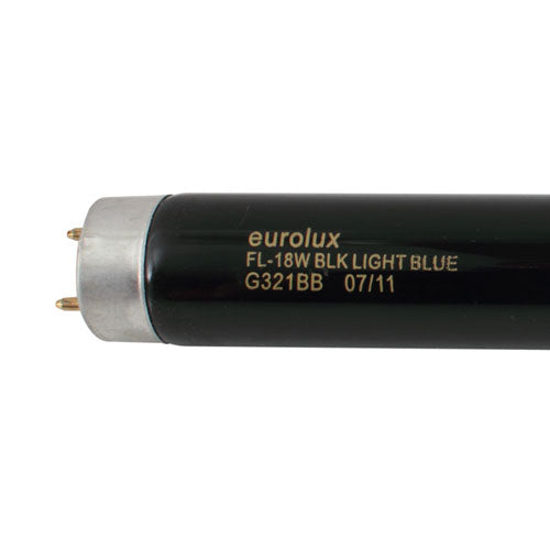 Eurolux T8 Blacklight Blue Tube 18W