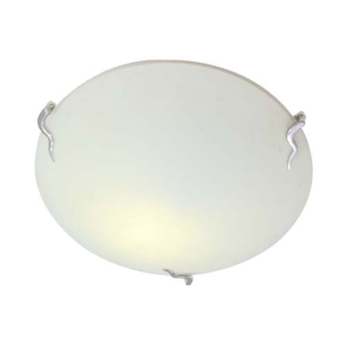 Eurolux Round Ceiling Light with Snake Clips