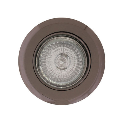 Eurolux Straight Pressed Steel Downlight 50W