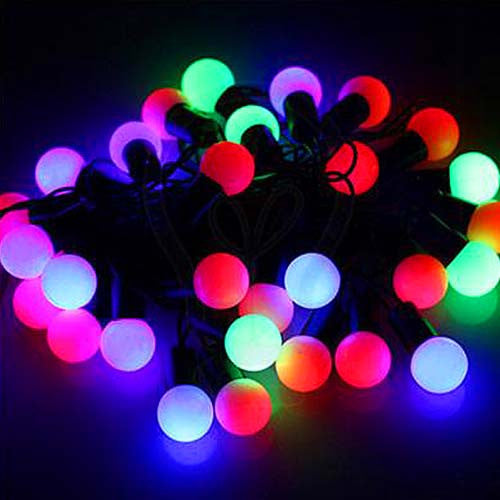 Eurolux LED Chain Ball Lights