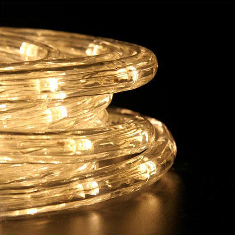 Eurolux 10M LED Warm White Rope Light