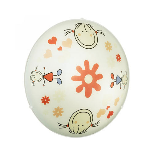 Eurolux Junior Girls Ceiling Light