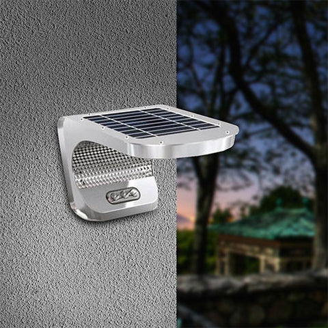 Eurolux Super Solar Motion Wall Light O420
