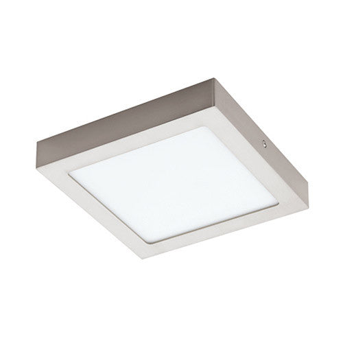 Eurolux Fueva 1 Square Medium Ceiling Light C466