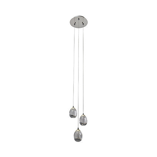 Eurolux Dew Drop 3 Light Pendant