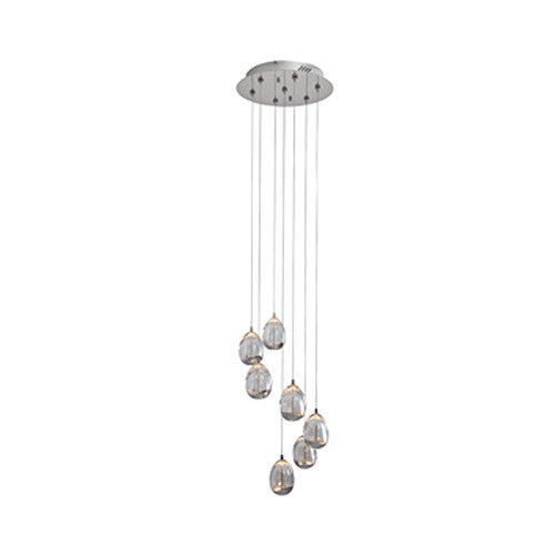 Eurolux Dew Drop 7 Light Pendant