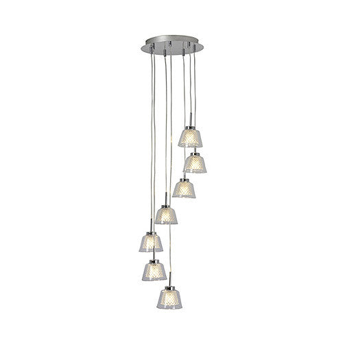 Eurolux Monarch 7 Light Pendant