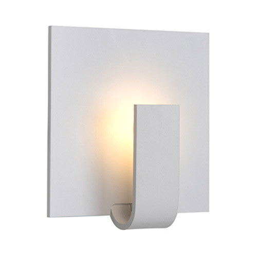 Eurolux Power-On Square Wall Light W473