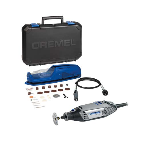 Dremel 3000 Compact Multi Tool Kit 25Pc