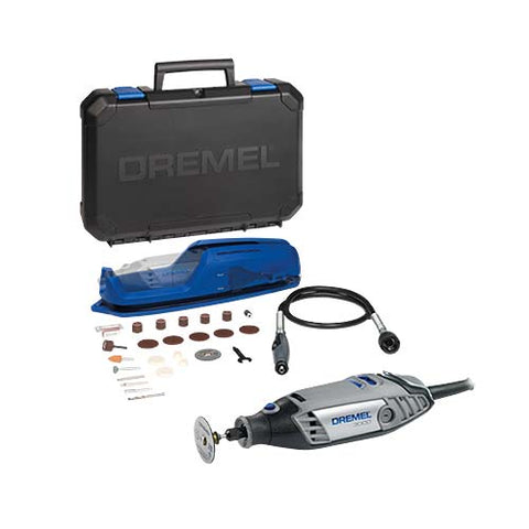 DREMEL® 3000 Compact Multi-Tool Kit - 25pc