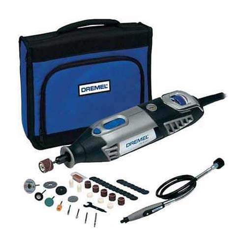 Dremel 4000 Multi Tool Kit 45Pc
