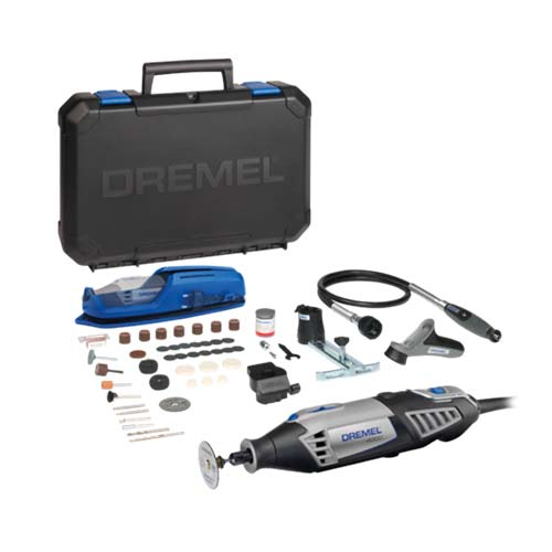 Dremel 4000 Multi Tool Kit 65Pc