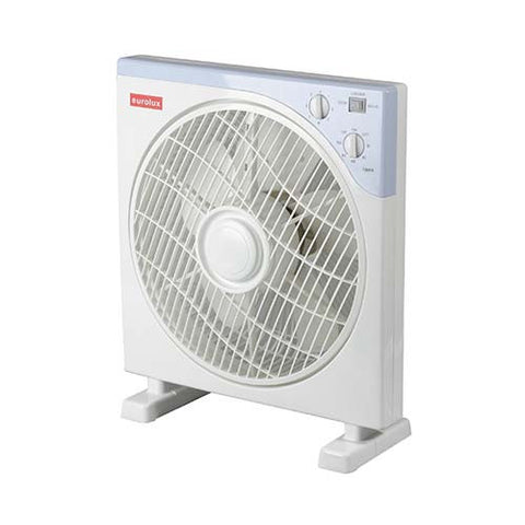 "Eurolux 12"" Box Floor Fan"
