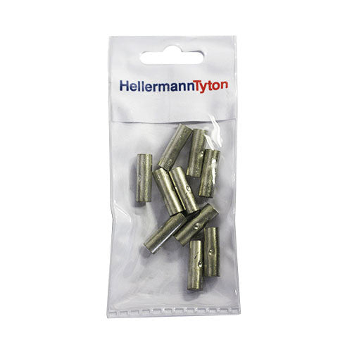Hellermanntyton Cable Ferrules Htb10F 10mm 10 Pack