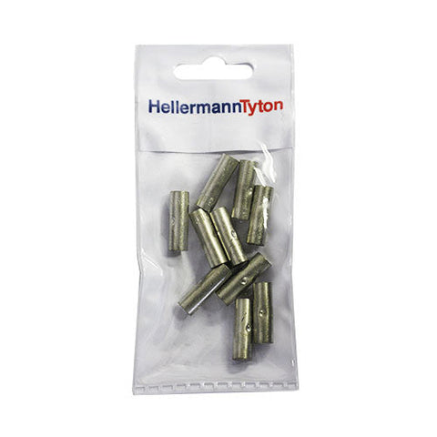 HellermannTyton Cable Ferrules HTB10F - 10mm - 10 Pack