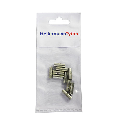 HellermannTyton Cable Ferrules HTB6F - 6mm - 10 Pack