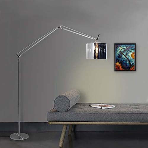 Eurolux Angle Poised Floor Light