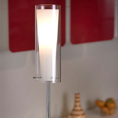 Eurolux Pinto Floor Lamp With Inline Foot Switch