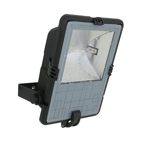 Eurolux Metal Halide Floodlight 150W Black