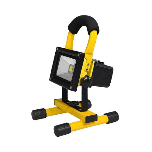 10W Portable And Rechargeable LED Floodlight