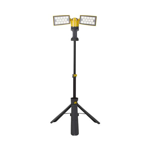 Lutec Peri Portable LED Tripod Worklight 35W