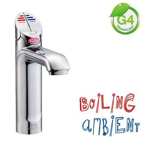 Franke Zip G4 Hydrotap II BC - Boiling / Chilled / Filtered
