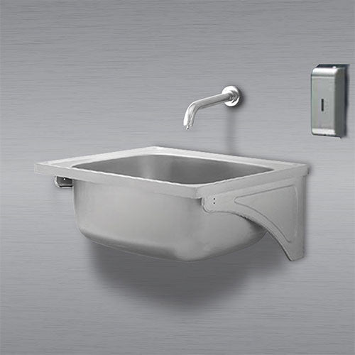 Franke Luxtub Ldl Wall Mounted Stainless Steel Wash Trough